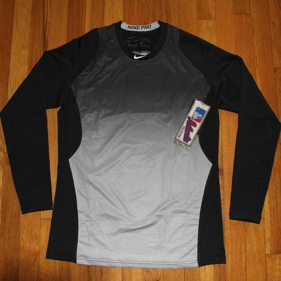 7ebc9e05 Nike MLB Shirts | Nike Pro Combat Hypercool Mlb Baseball Shirt Mens ...
